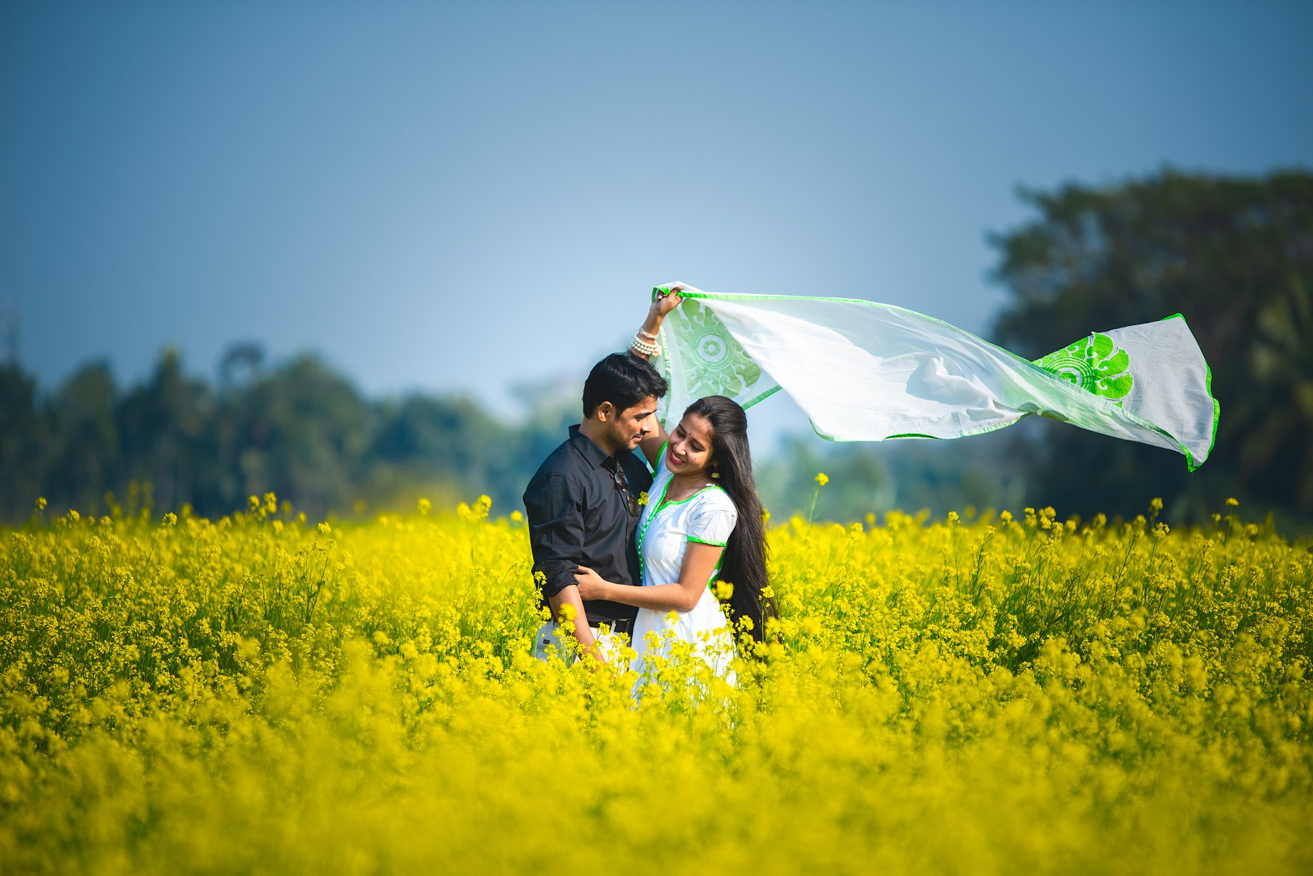 How to Plan For Pre-Wedding Shoot