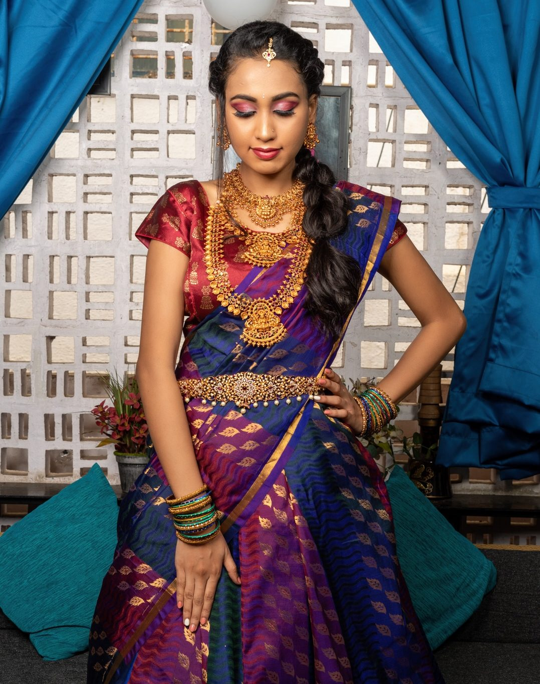 best bridal makeup artist in Bangalore