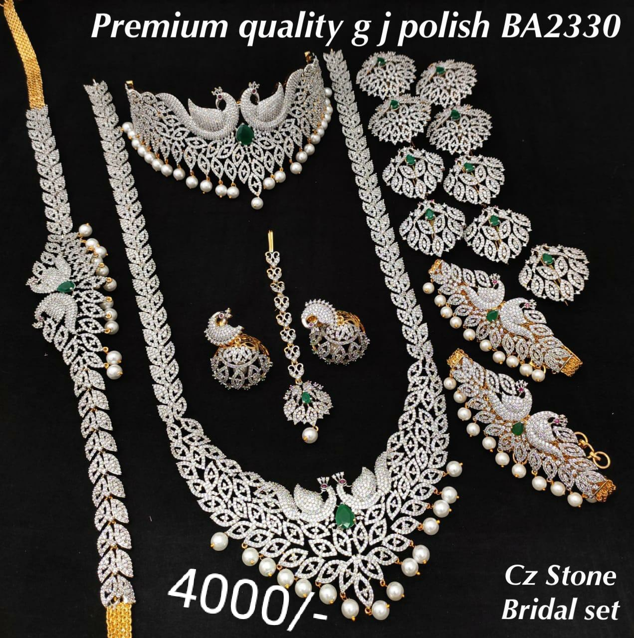 Bridal Jewelry For Rent