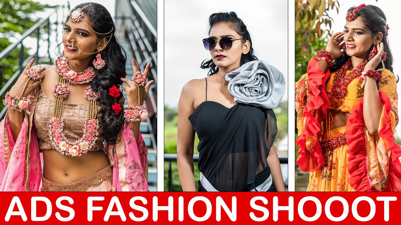 Ads Fashion Photography - Neha Jaiswal