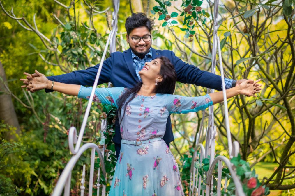 Asathosh & Nikita's Couple Pre Wedding Photoshoot