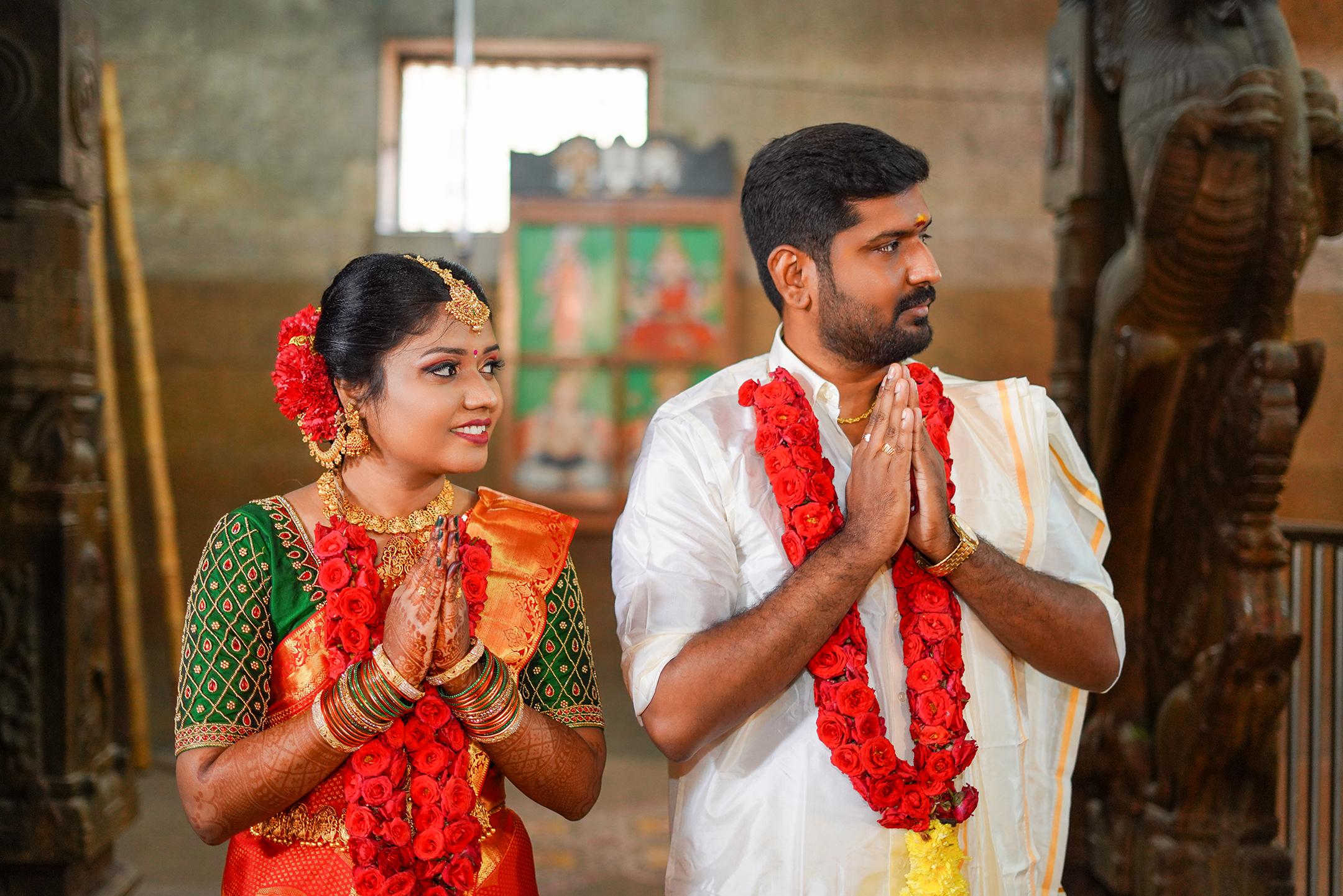 Best Candid Wedding Photographer In Madurai